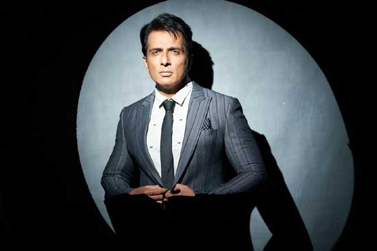Sonu Sood Awarded Special Humanitarian Action Award By