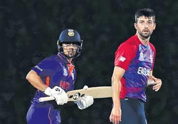 T20 World Cup: ఇంగ్లాండ్పైప్రాక్టీస్ అదిరింది