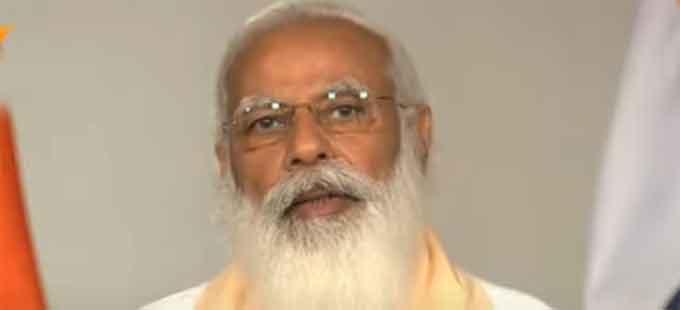 Lockdown should be the last straw: Modi